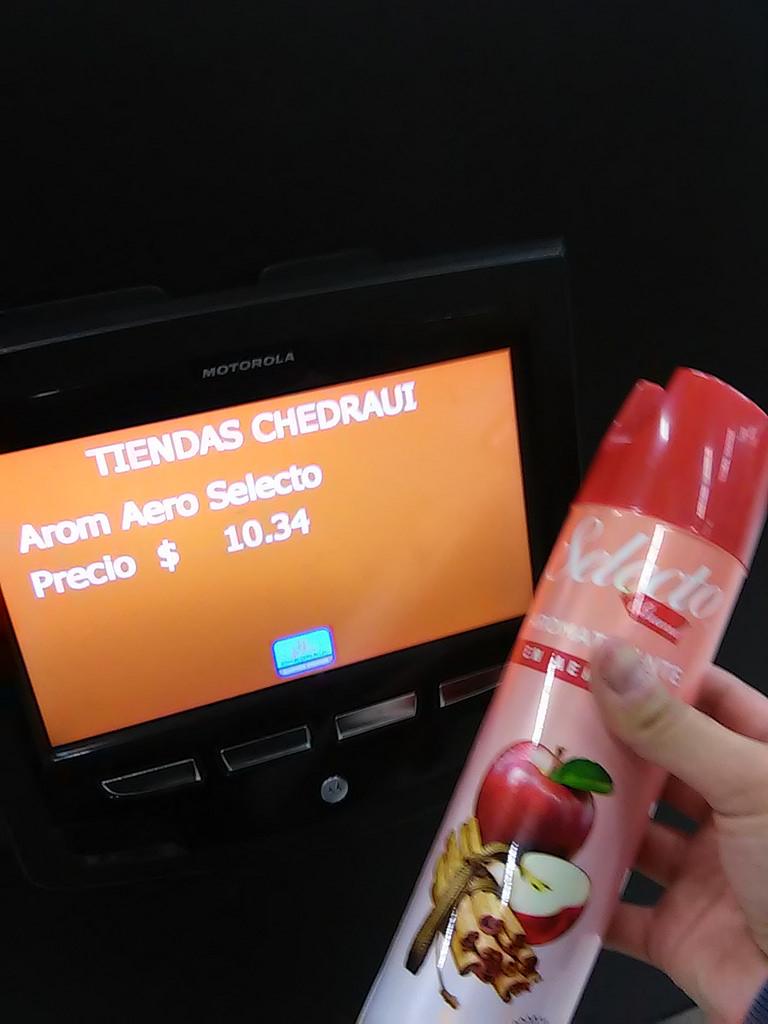 Chedraui: Aromatizante manzana canela (400ml.) en $10.34.