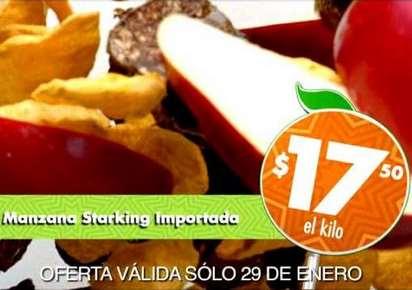 Miércoles de plaza en La Comer enero 29: toronja $2.90 y más