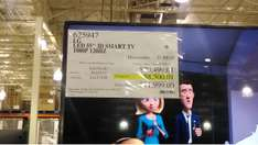 COSTCO: TV LG 55'' 3D, Magic control, 120hz $11999