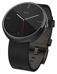 Amazon: Moto 360 a $2,447 (envío gratis) solo este color.