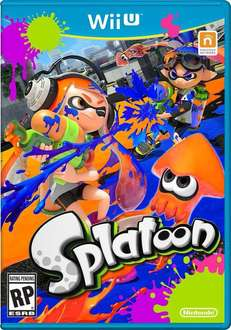 Promoción de Hot Sale 2015 en Best Buy: Splatoon para Wii U a $799