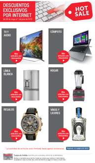 Ofertas de Hot Sale 2015 en Costco