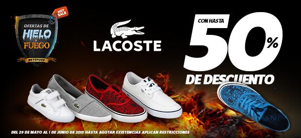 Promociones Hot Sale en Netshoes: hasta 60% de descuento