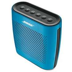 Hot Sale en Sanborns : Bocina Bose Soundlink Bt Azul $1,879