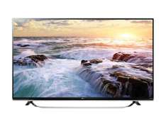 "Hot Sale Liverpool: LG Smart 3D 4K 55"" con Ultra Surrond Harman/Kardon 55UF8500 (modelo 2015)"