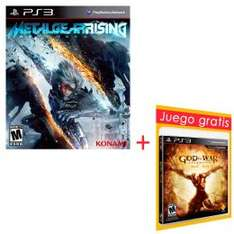 Hot Sale Sears: Metal Gear Rising Revengeance + God of War Ascension $199
