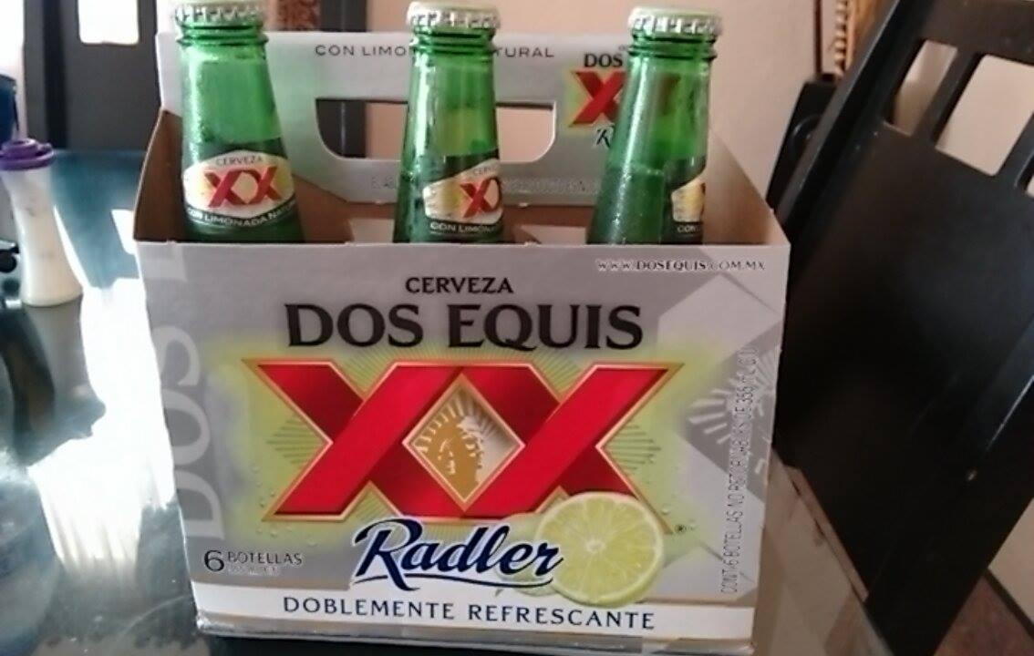 Oxxo: Cerveza XX Radler GRATIS en la compra de Coca-Cola 2lts