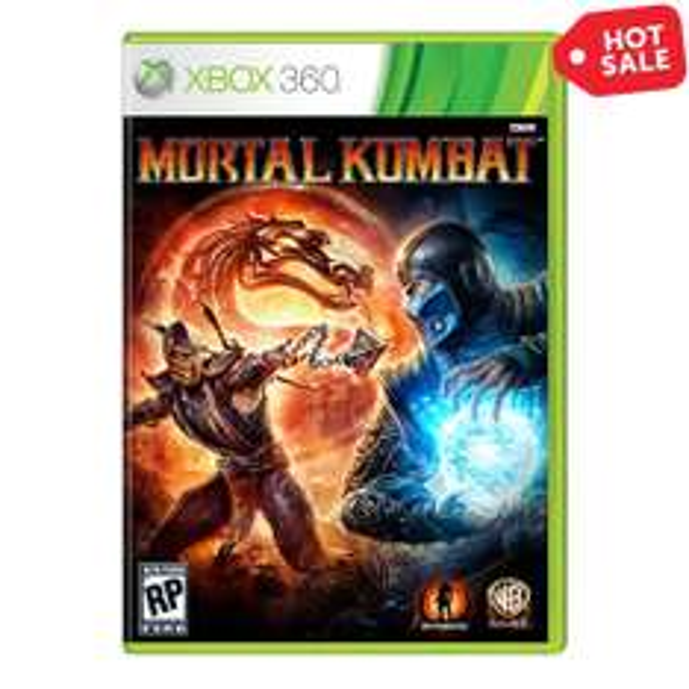 Walmart: Mortal Kombat para Xbox 360 a $199