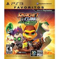 Sanborns: Modnation Racers o Ratchet And Clank All 4 One en 159 c/u