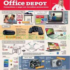 Folleto de ofertas de junio en Office Depot