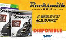 Game Planet: Call of Duty Ghosts $699 y Rocksmith 2014 $499