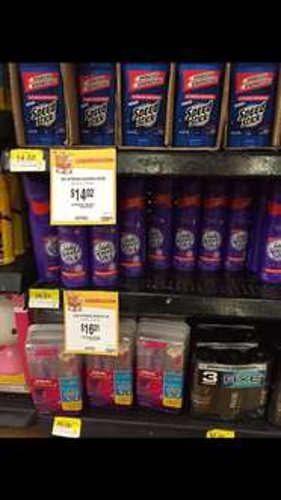 Walmart: desodorante Lady Speed Stick en aerosol $16.01