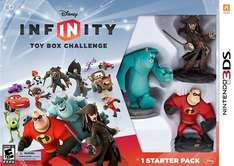 Best Buy: Disney Infinity Starter Pack 3DS $470 (regular $1,175)