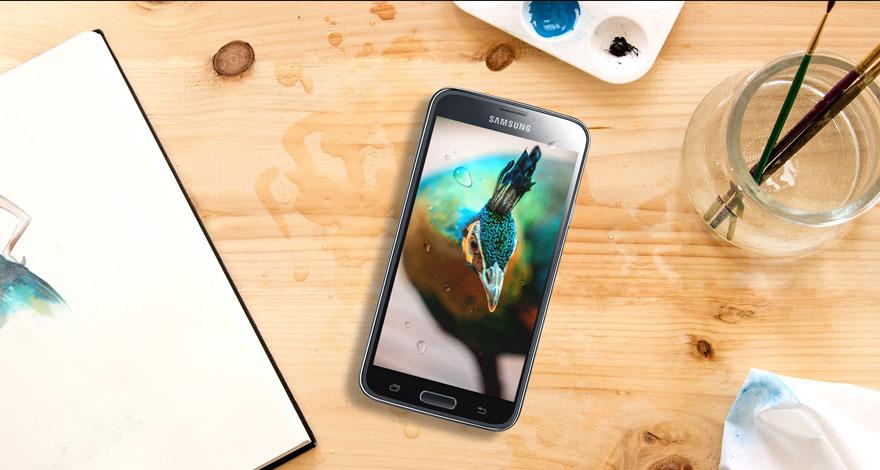 Linio: Samsung Galaxy S5 recondicionado a $5640 + Envio Gratis