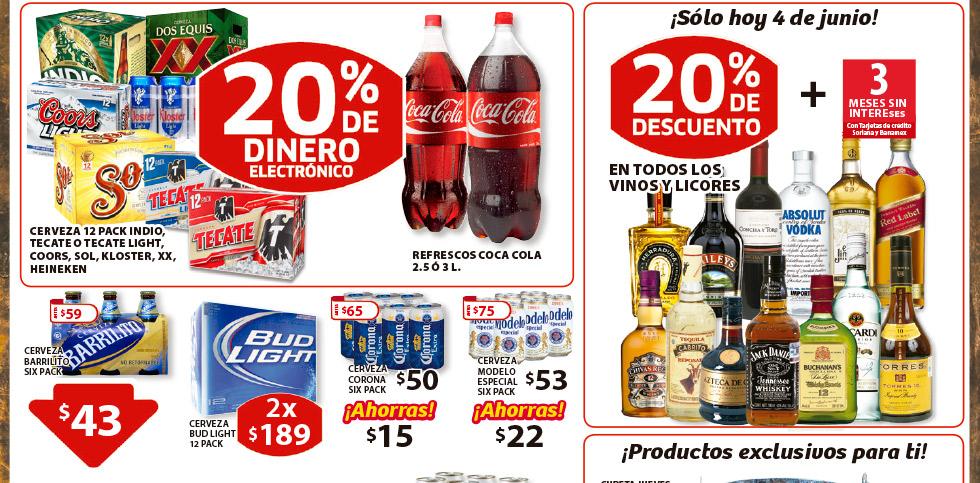 Soriana: Jueves Cervecero