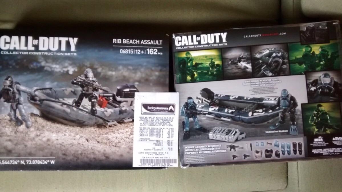 Bodega Aurrerá: Lancha Call of Duty a $40.02