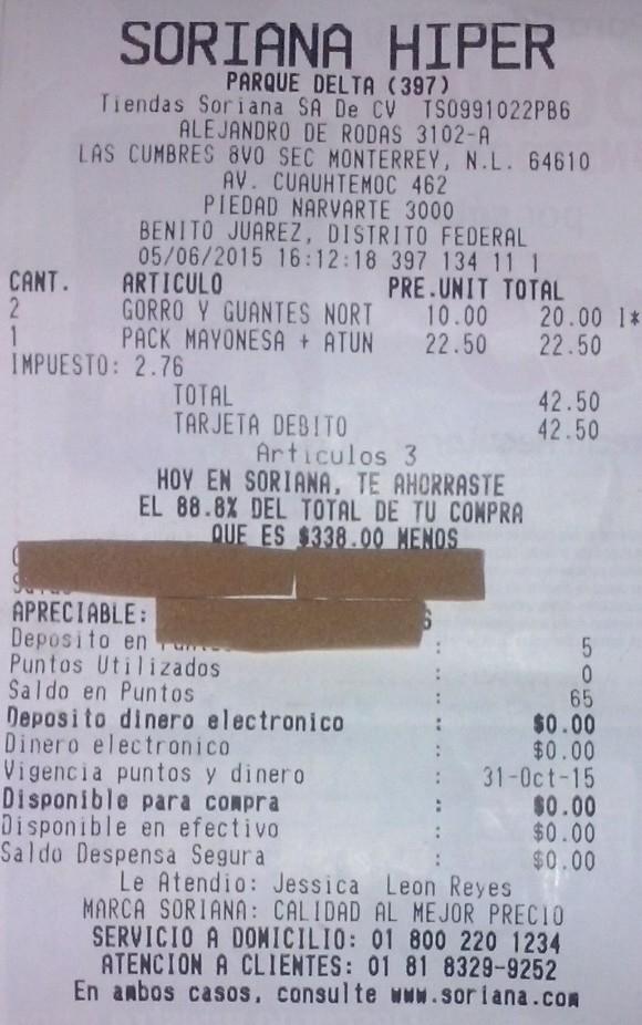 Soriana Hiper: paquete de gorro con audifonos integrados y guantes a $10