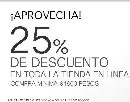 Dportenis: 25% de descuento en toda la tienda online