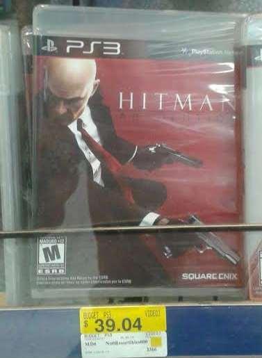 Walmart: videojuegos seleccionados para PS3 y Xbox 360 a 39.04