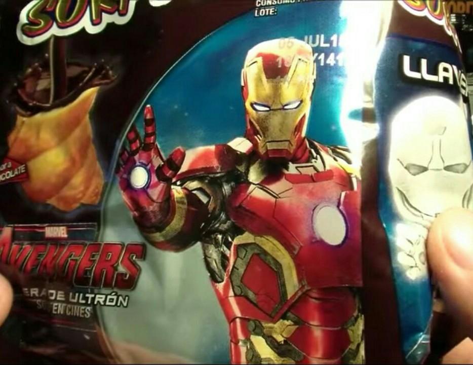 Walmart: Vuala Edición Avengers a 7.01