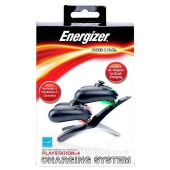 Linio: Sistema de Carga Energizer 2x Para PS4 a $149 + Envió