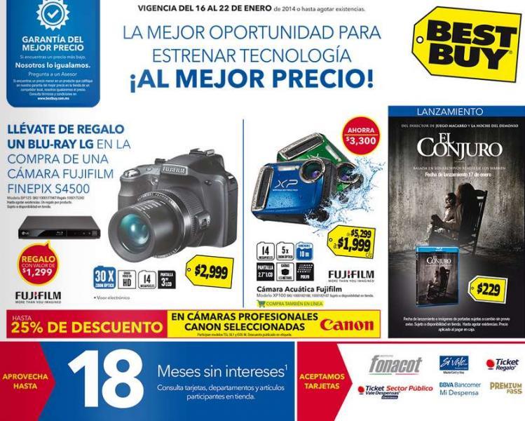 Best Buy: Razr D1 gratis al comprar Moto X, blu-ray LG al comprar cámara y más