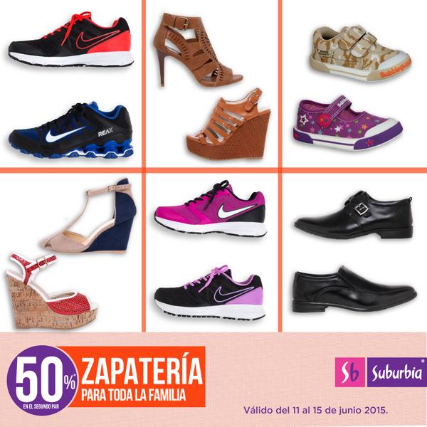 Suburbia: 2x1 y medio en todo el calzado, pantalones y en marca Vicky Form