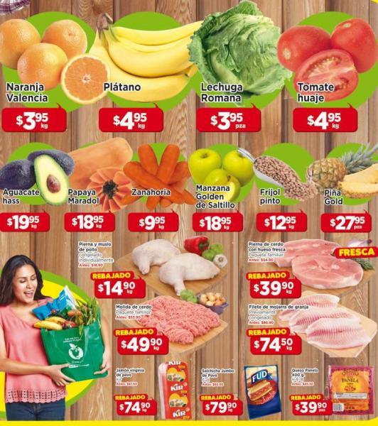 HEB: 2x1 y medio en herméticos, tomate y plátano $4.95 el kilo y más