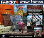 Mixup: Far Cry 4 Collector's Edition para PS3 a $899