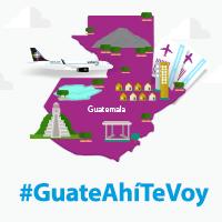 Volaris: Viaje de ida GRATIS a Guatemala mandando un tuit
