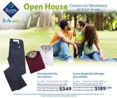 Sam's Club: open house del 19 al 22 de junio (compra sin membresía)