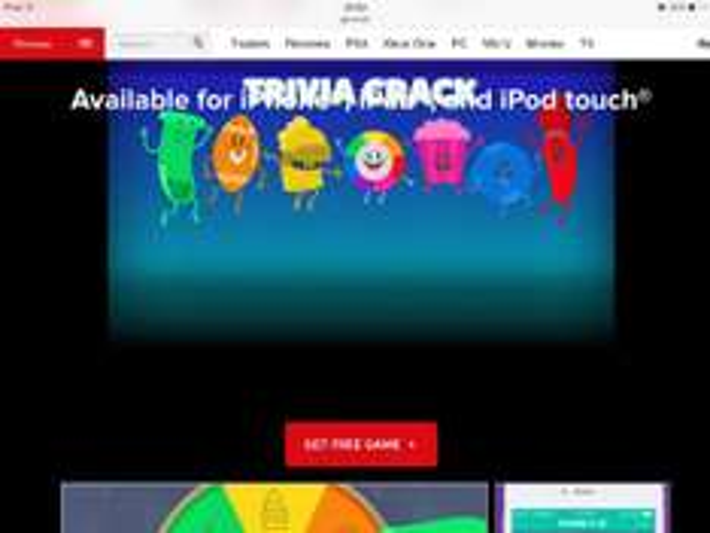 App preguntados (Trivia Crack) para iOS gratis con Ign