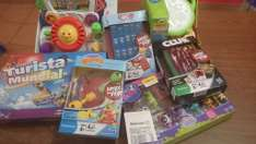Walmart: liquidación juguetes (Ej. Turista a $4.02)