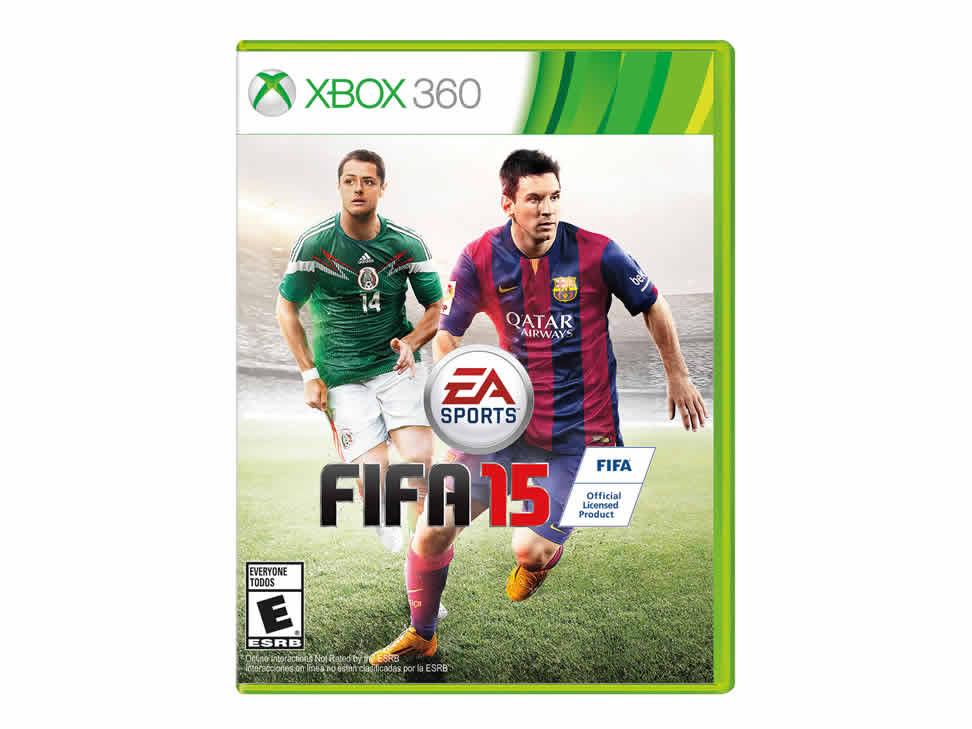 Liverpool: Fifa 15 para Xbox360 y PS3 a $479