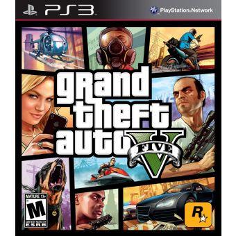 Linio GTA V PS3 $500 + Envio