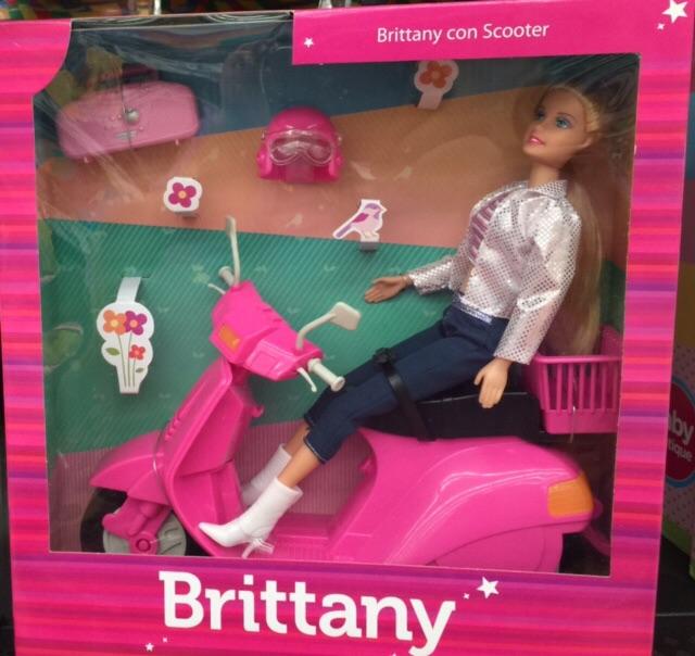 Walmart: muñecas Brittany desde $14.02