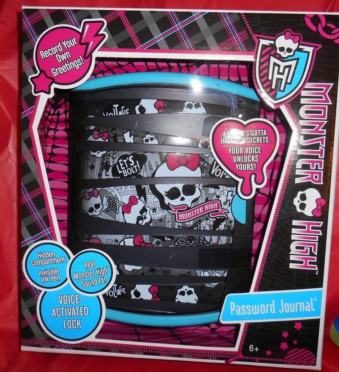 Bodega Aurrerá: diario de Monster High a $56