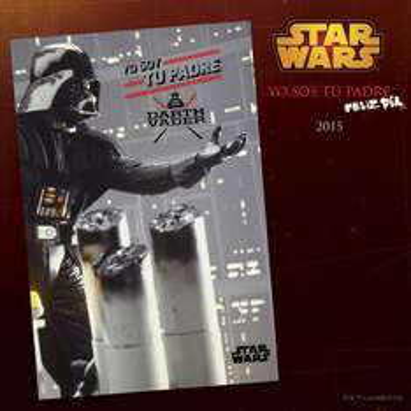 Blockbuster: poster de Darth Vader GRATIS al decir una frase