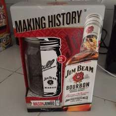 Sam's Club: JimBeam + Ball Mason Jar 32oz