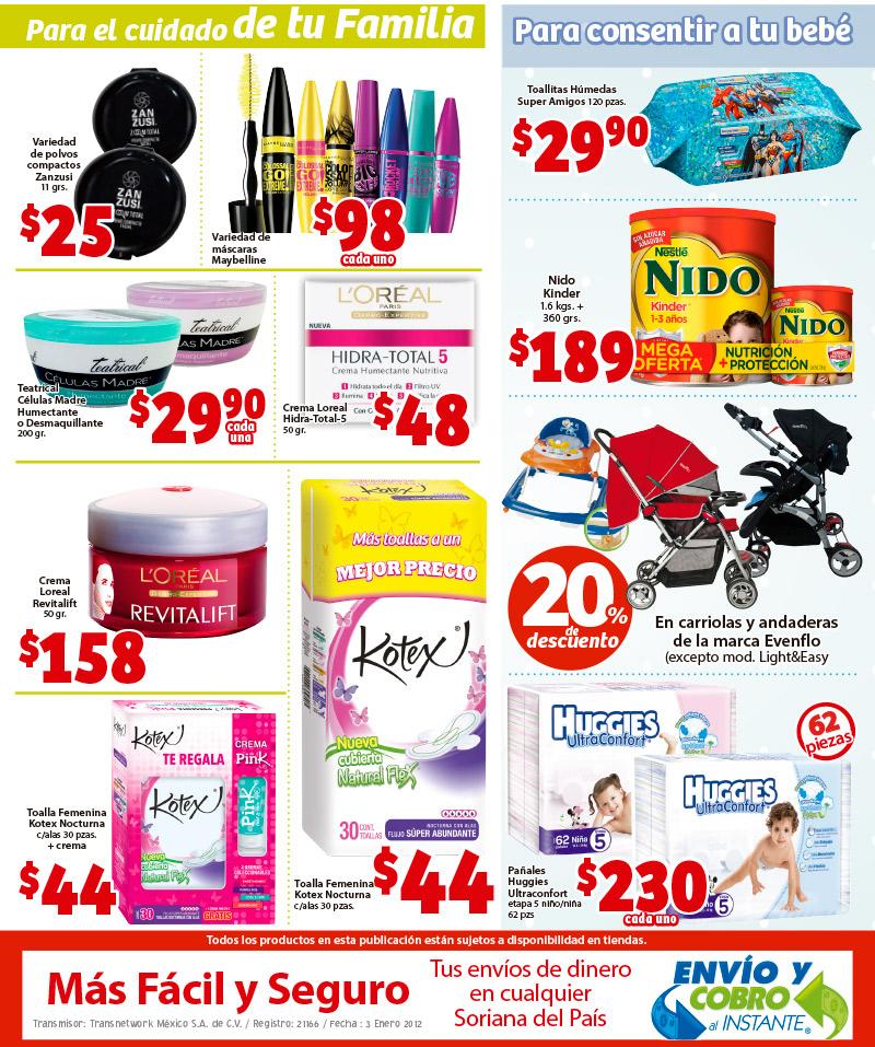 Mercado Soriana: Folleto del 19 de Junio al 2 de Julio (Nido Kinder 1.6 + 360gr a $189 y otras promociones)