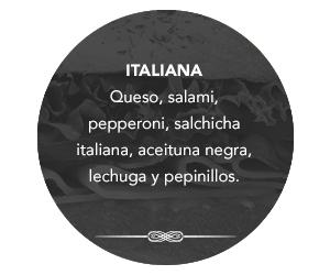 HelloFood: benedetis Superpizza y Baguette con refresco por $115 app