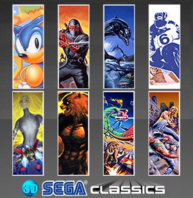 Nintendo eShop: juegos clásicos de SEGA en oferta