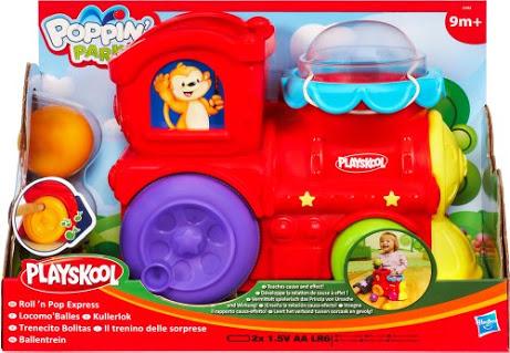 Sanborns: trenesito de actividades de Playskool a $117