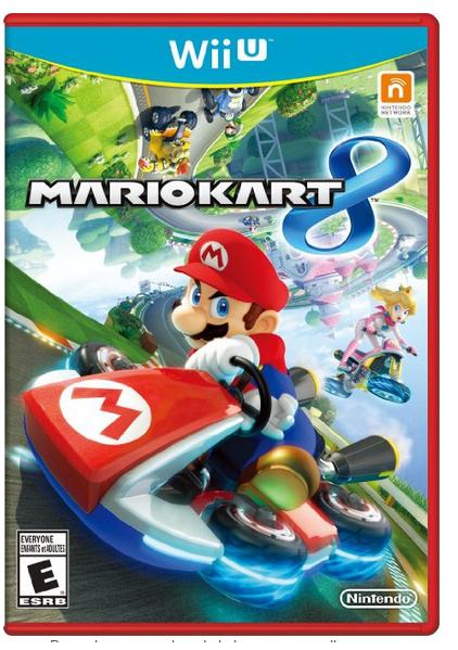 Amazon: Mario Kart 8 $599 con envío gratis y amiibos