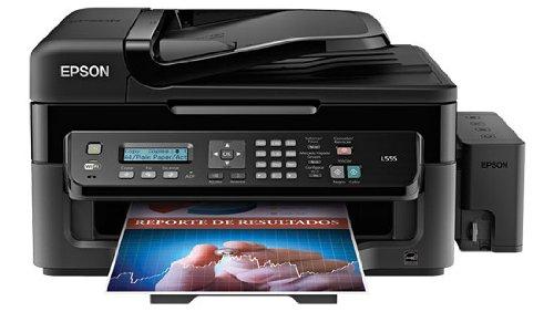 Amazon: Epson L555 - Impresora multifunción a $324