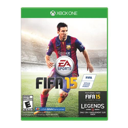 Amazon: FIFA 2015 XBOX ONE $20