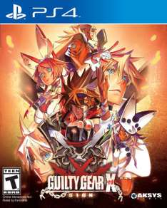 AMAZON: Guilty Gear Xrd para Playstation 4 $534