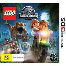 AMAZON: JURASSIC WORLD 3DS 489.