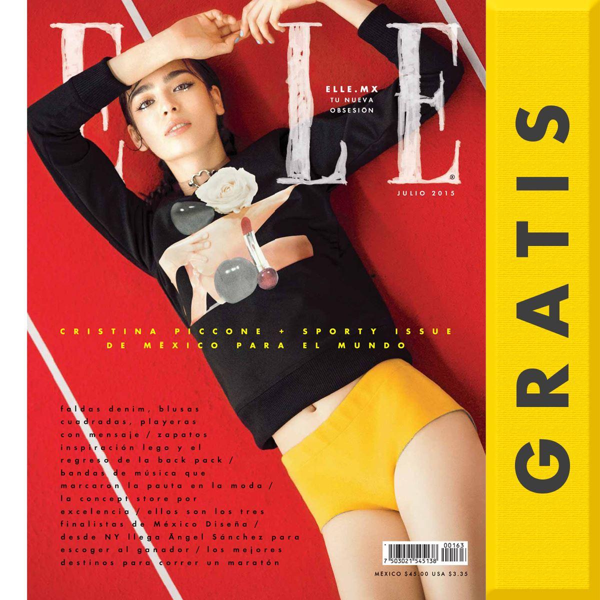 Sanborns: revistas digitales gratis de julio (Elle, Entrepeneur y más)