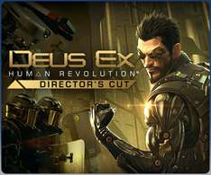 Deus Ex: Human Revolution Director's Cut para PC 1 dólar